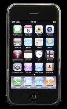 Ремонт телефона Apple iPhone 2G
